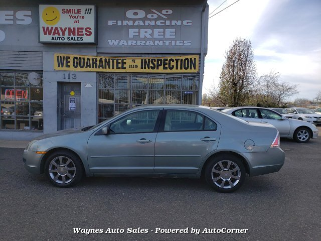 2006 Ford Fusion V6 SE 6-Speed Automatic