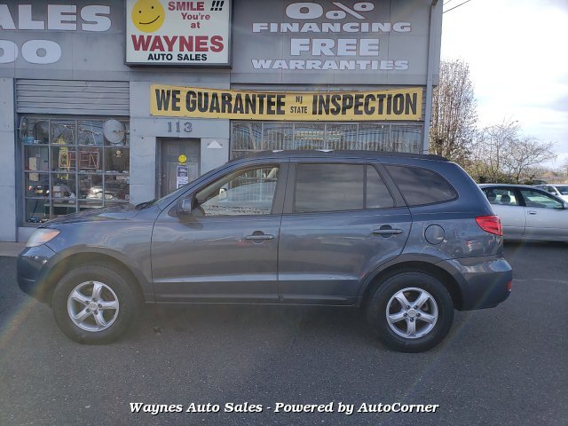 2008 Hyundai Santa Fe GLS 4-Speed Automatic